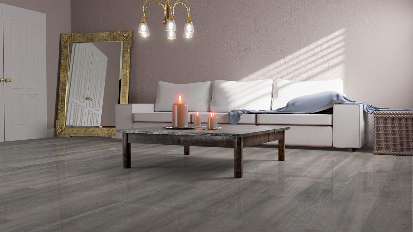 Ламинат FALQUON Blue Line Wood D4187 White Oak. Фото N4